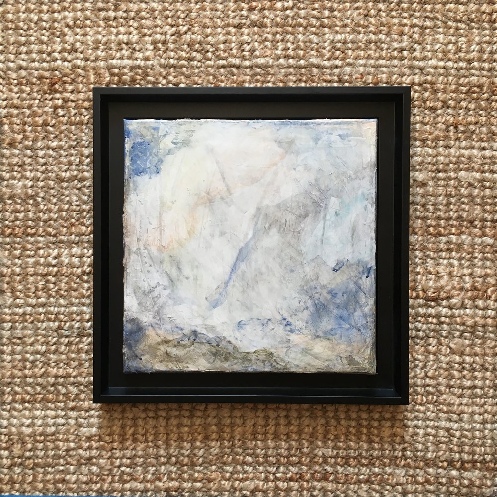 original frame on 2cm deep wrapped canvas