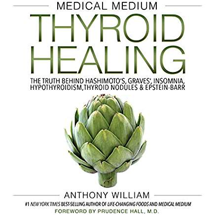 Medical Medium books - I've heard such great things and know he recommends elderberry for treatment of Epstein-Barr virus. I've been following him for a while (he liked one of my posts once!) and have been taking his suggestion of fresh celery juice first thing in the morning for thyroid support, and want to learn more. I want to read his liver book as well - the liver is your stress organ and I am constantly working on supporting it!