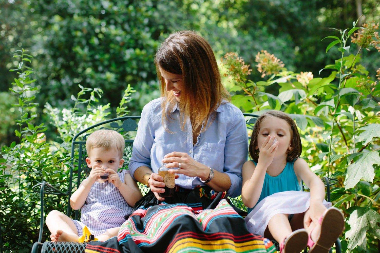 Teddy, 2 and Olivia (Sweet),. 4