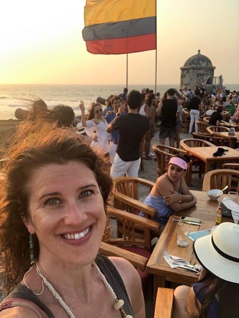 Cafe Del Mar!