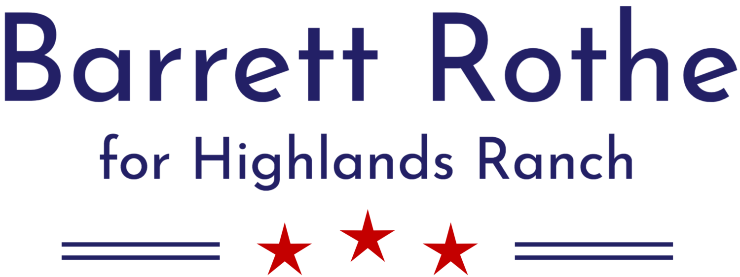 Rothe for Highlands Ranch