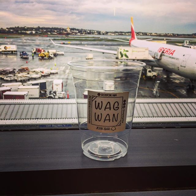 """""""Hey guys, I'm Willie the Wagwan Cup! Follow me as I fill up 😉 on inspiration from food markets around the world. First stop... Berlin! Comment below your favorite thing to eat in Berlin."""" . . . #popuprestaurant #travel #foodie #foodporn #foodies #foodintheair #foodtruck #foodtravel #traveling #inspiration #jerkchicken #jerkpork #worldtraveller #worldtravel #bostonfoodtrucks #bostoneats #bostonfoodies #bostonfoodie #bostonfood #bostonfoodjournal #wagwanjerkbar #wagwan #jerk #caribbeanfood #caribbean #williethewagwancup"""