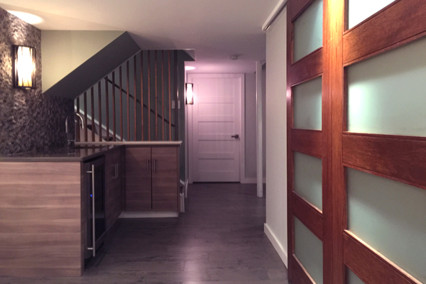 Center City Basement Apartment