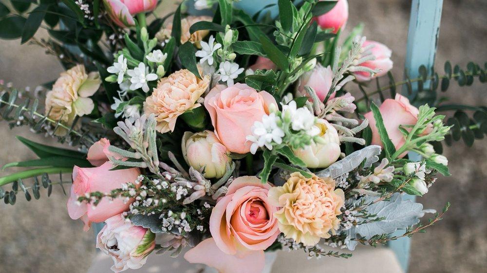 FLOWERS - Lavender & Leaf Designs