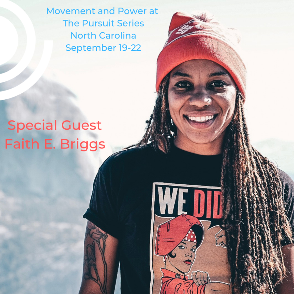Faith E. Briggs - Faith E. Briggs will join us as one of our esteemed special guests for our North Carolina event. Faith is a creative producer passionate about sharing contemporary stories from diverse communities. Throughout her studies at Yale University and the New York University Arthur L. Carter Journalism Institute, she has focused on representation and global citizenship. Faith believes that artists have a responsibility to provoke the social conscience of a society. It is her desire to create nuanced work exploring themes of global citizenship and representation. She's been running since she was in diapers and has moved from track, to road, to trails in her running life.