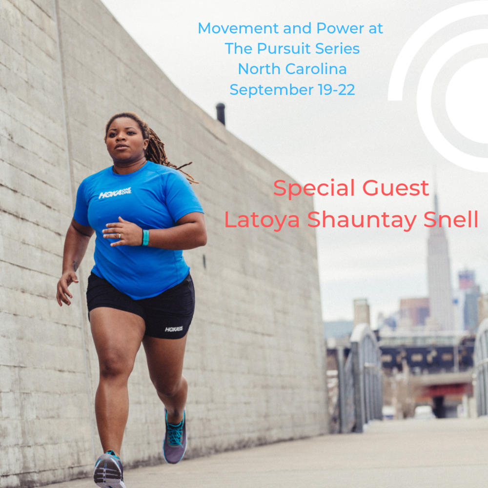 Latoya Shauntay Snell - Latoya Shauntay Snell is an ultra runner, obstacle course racer, novice cyclist and plus size adventurer from Brooklyn, NY. By profession, she is a freelance chef, photographer and the founder of Running Fat Chef, a personal and uncensored fitness and food blog about her experiences as a plus size athlete of color. Latoya is a contributing writer to several platforms such as Runner's World, Huffington Post, Gear Junkie and known for her viral article submitted in to The Root. She's covered topics ranging from body positivity in fitness, journaling chronic disabilities and sharing personal narratives about her fitness endeavors. As a body positivity activist, she heavily advocates for the rights of all athletes at every size, background and personal identity.