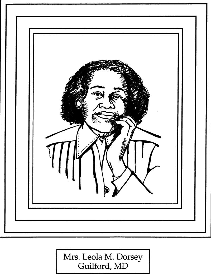 Mrs. Leola M. Dorsey