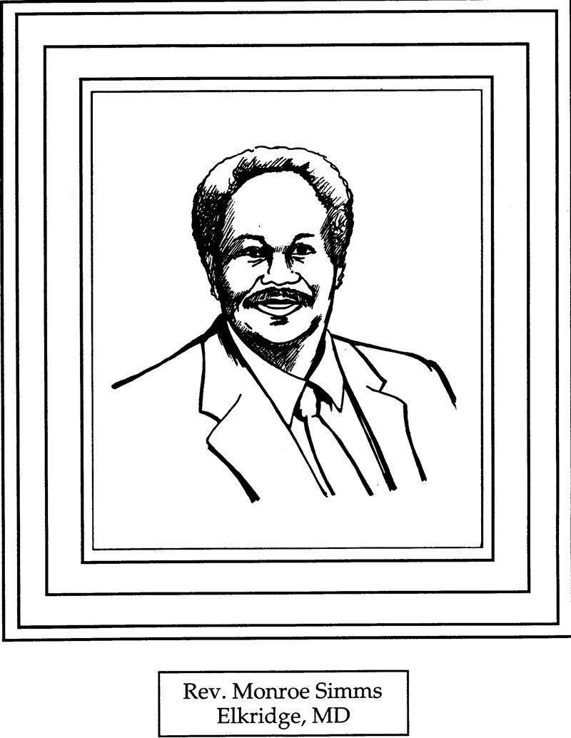 Rev. Monroe Simms