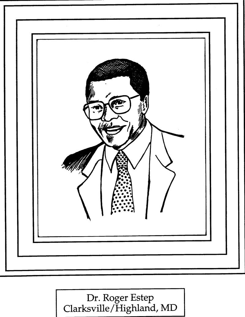 Dr. Roger Estep
