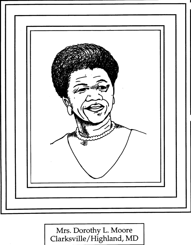 Mrs. Dorothy L. Moore