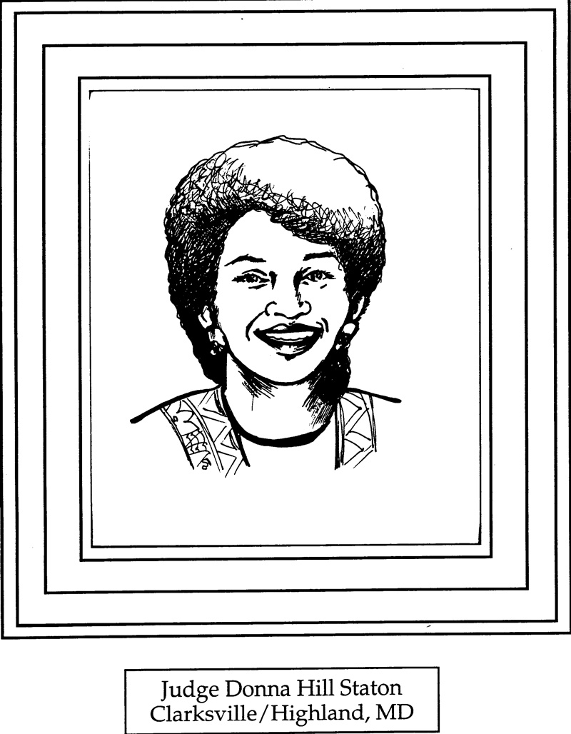 Judge Donna Hill Staton