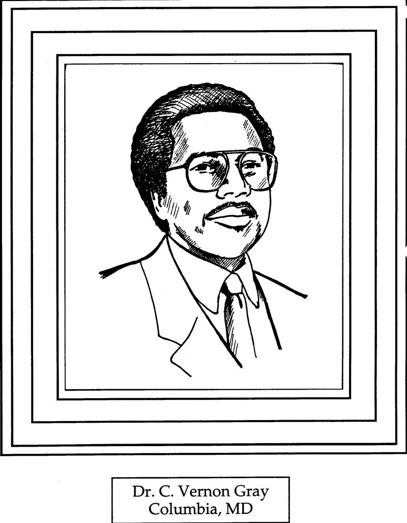 Dr. C. Vernon Gray