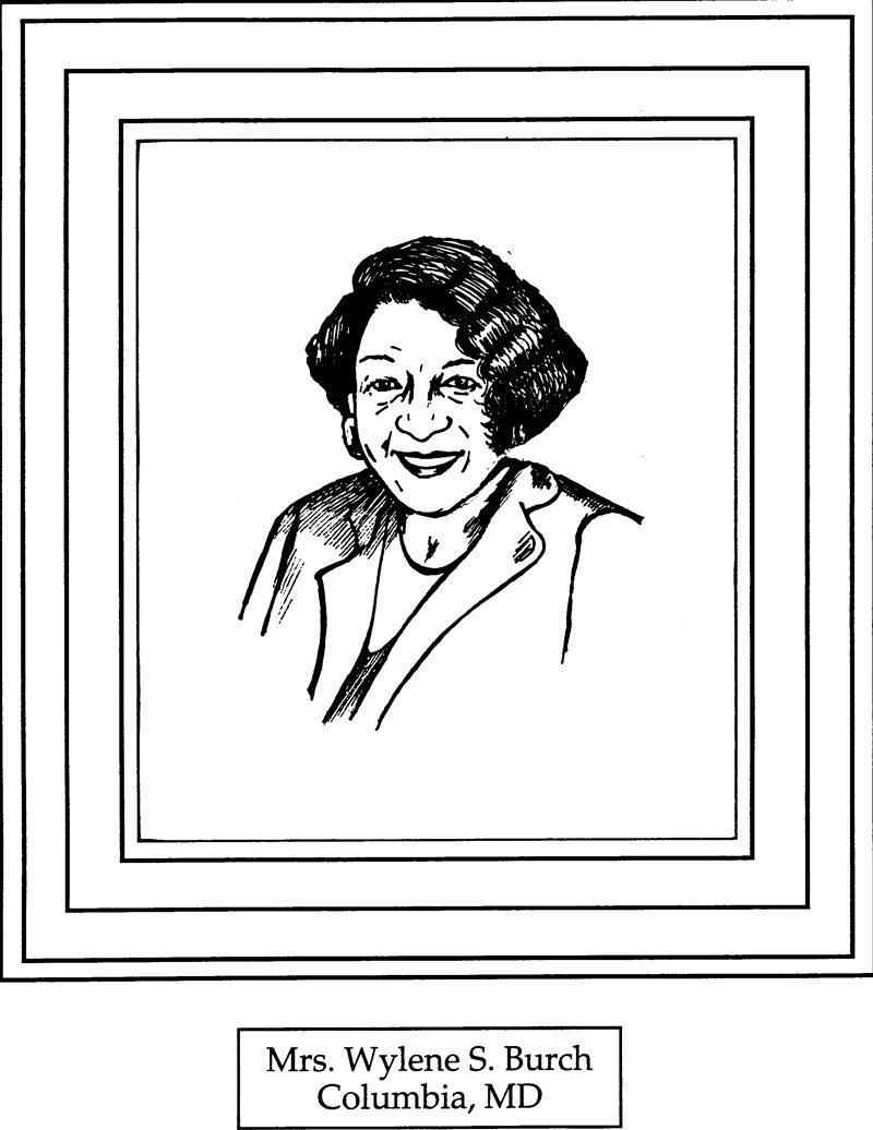 Mrs. Wylene S. Burch