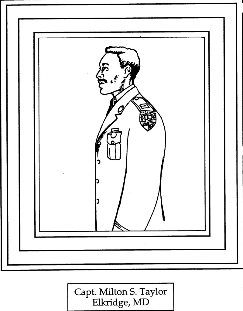 Capt. Milton S. Taylor