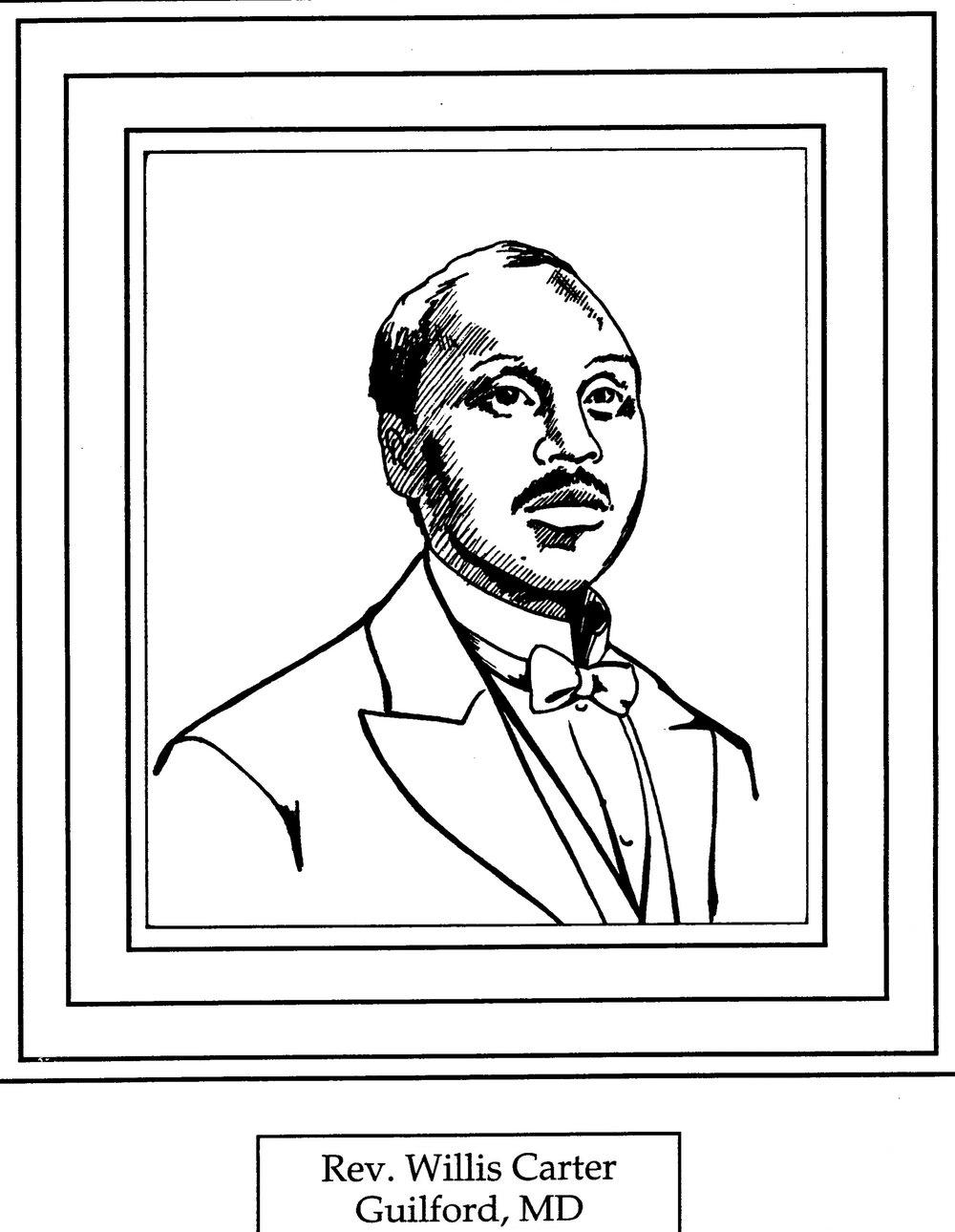 Rev. Willis Carter