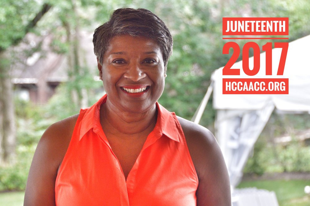 Juneteenth 2017 Hccaacc at oakland manor