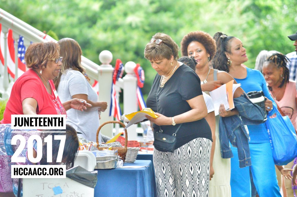 Howard COunty center of african american culture inc. Maryland Juneteenth 2017 Celebration at oakland manor