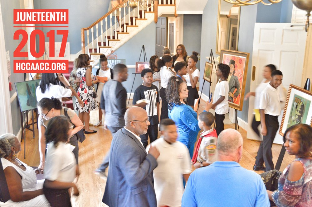 Oakland manor juneteenth 2017 Celebration