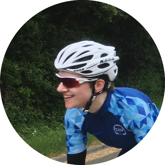 Emma Nicholson, lead copywriter - Emma is a fairweather cyclist and mountain-loving masochist.LinkedIn