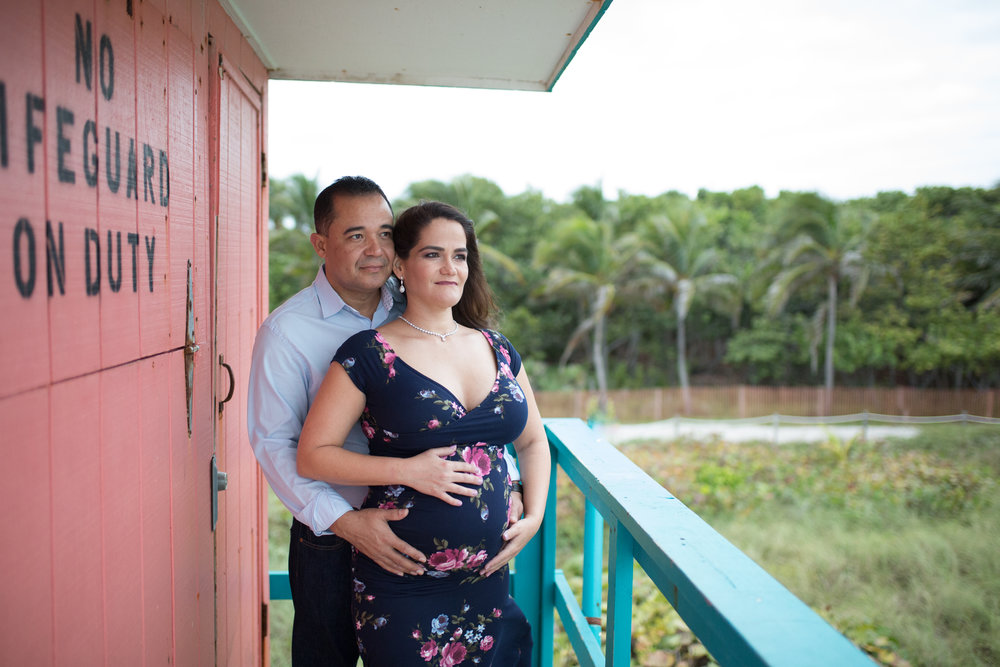 Expecting mom and husband couple shot