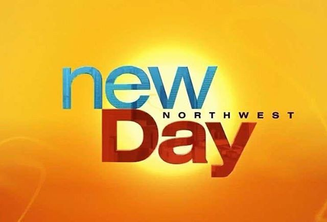 Tomorrow at 11am we'll be on King 5 @king5newdaynw performing a song off of our new album Unknotted and right after have an awesome interview about how the album came to be!! If you miss it don't worry the link to the episode will be posted!!! :) • • • #exapsos #tv #king 5 #leah #rockers #rocknroll #music #seattle #pnw #newdaynw #seattlemusic
