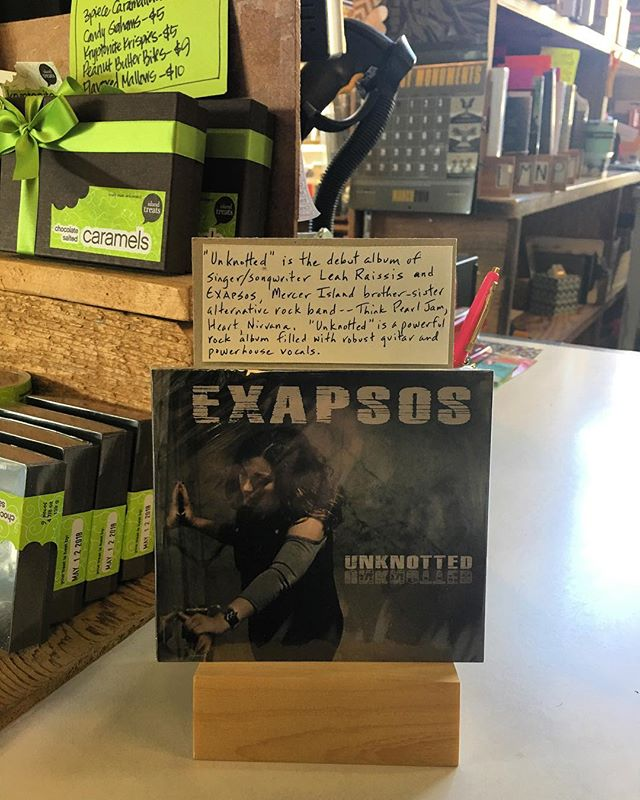 Super excited and thankful to announce that Unknotted is now available at Island Books on Mercer Island, WA!! Go check them out they are super awesome!!! :)