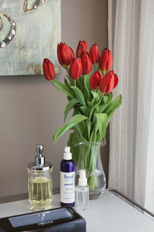 Kari's Cart Tulips.jpg