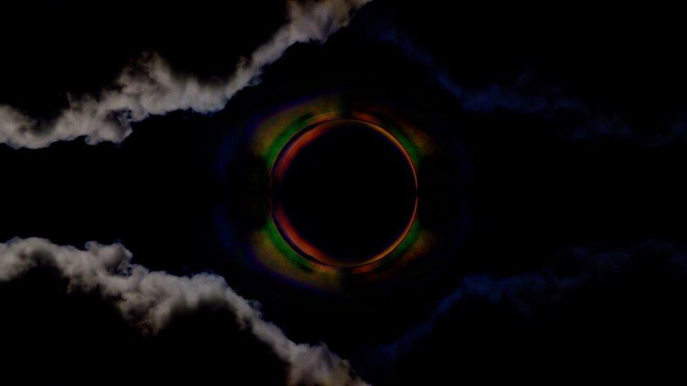 Heaven - II. Solar Eclipse