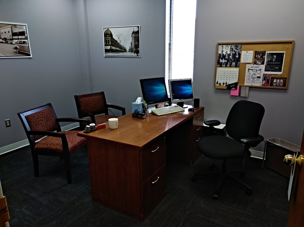 Sample of a full time office