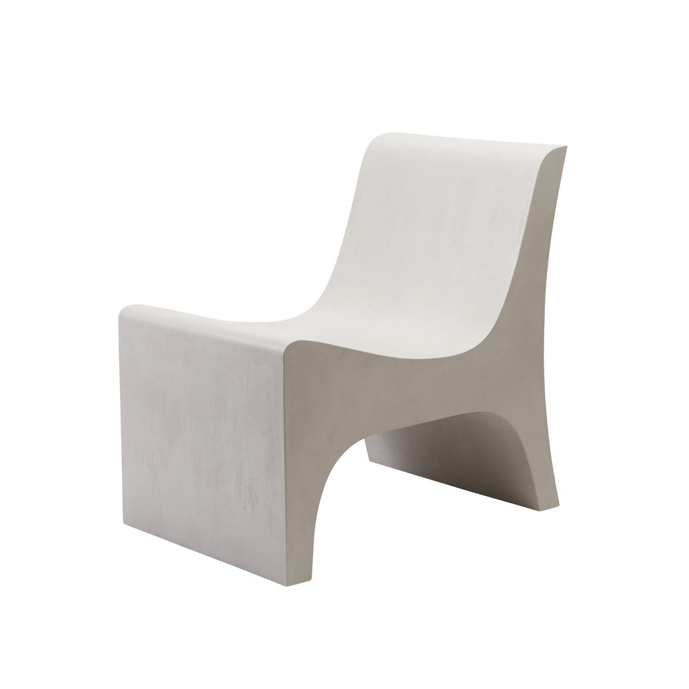 GUS - Slipper Chair  —