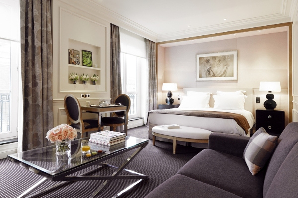 prestige project hotel palais royal - philippe hurel