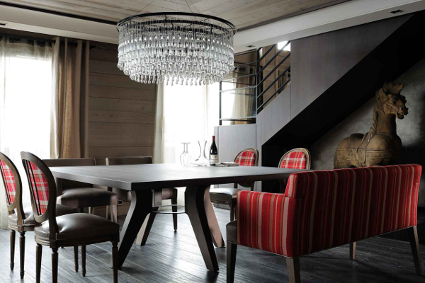 prestige project hotel courchevel - philippe hurel