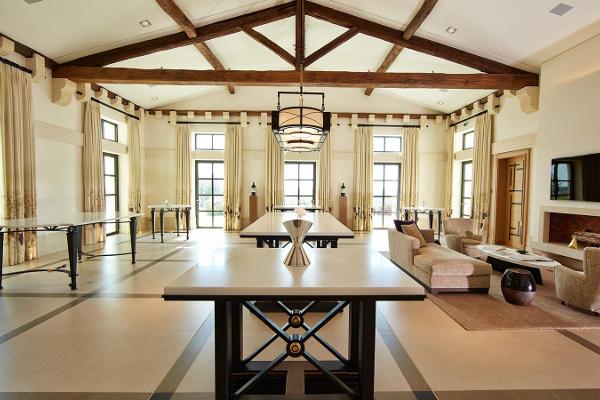 prestige project chateau pavie - philippe hurel