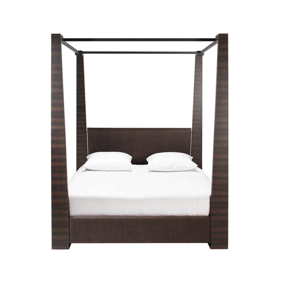 DORIA - Canopy bed —