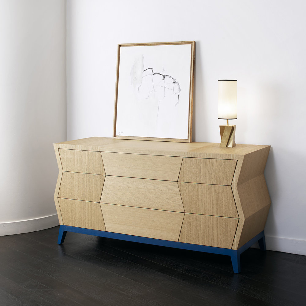 Mina chest of drawers - Philippe Hurel