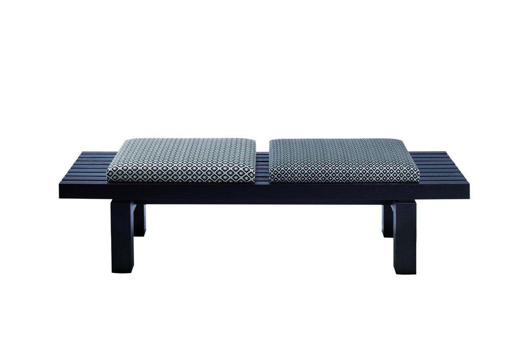 Sushi bench - Philippe Hurel
