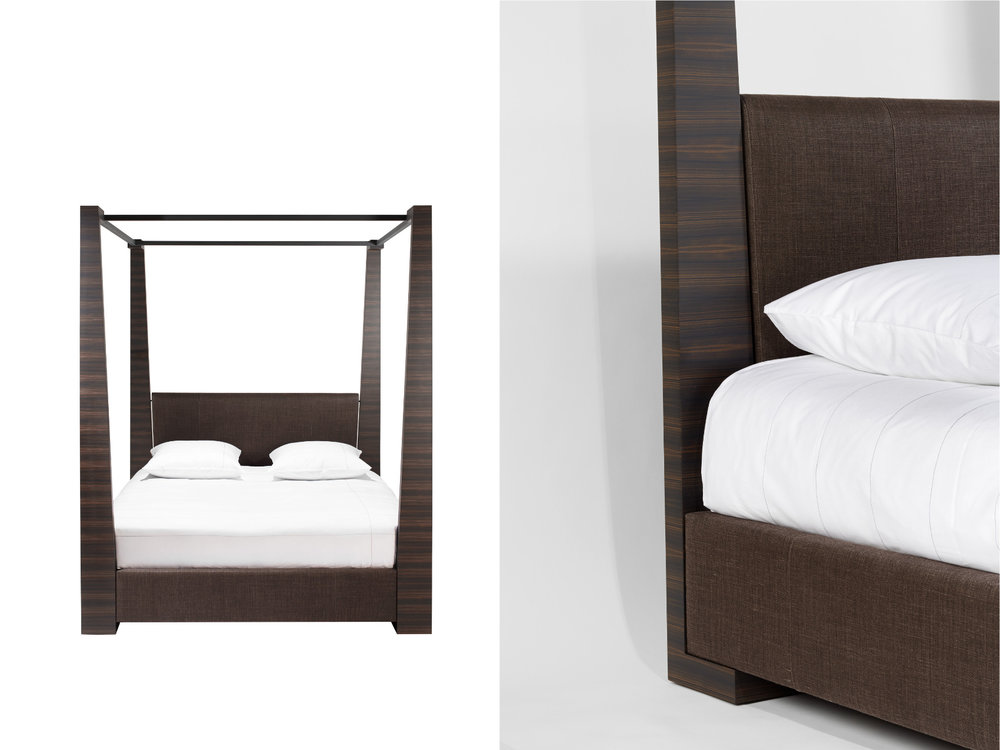 Doria bed - Philippe Hurel
