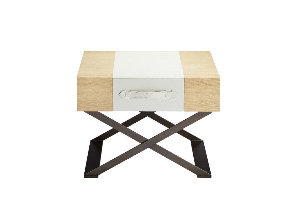 MANA - Bedside table, by Jean-Marc Mouchet —