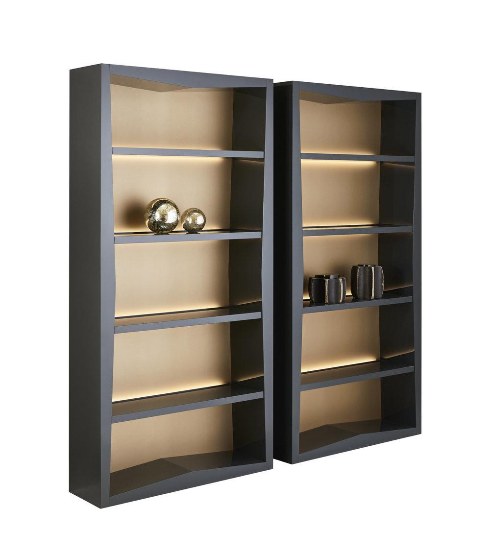 Isis bookcase - philippe hurel