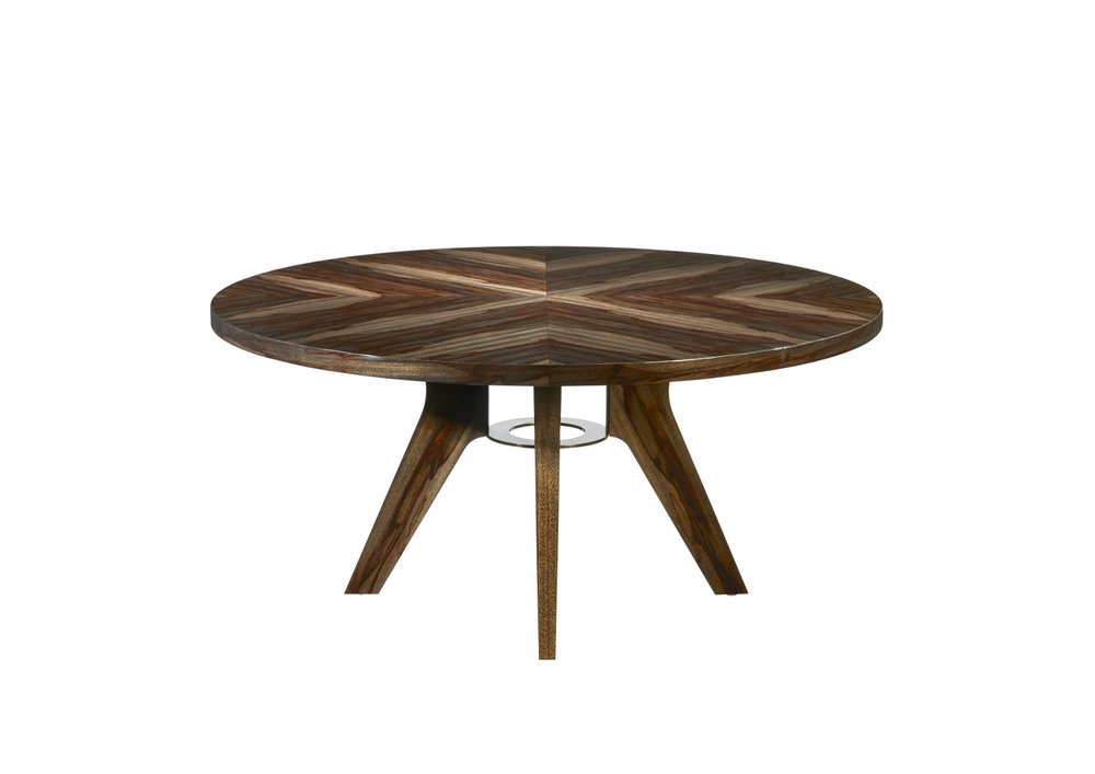 ALAMBRIA - Dining table, by Jean-Marc Mouchet —