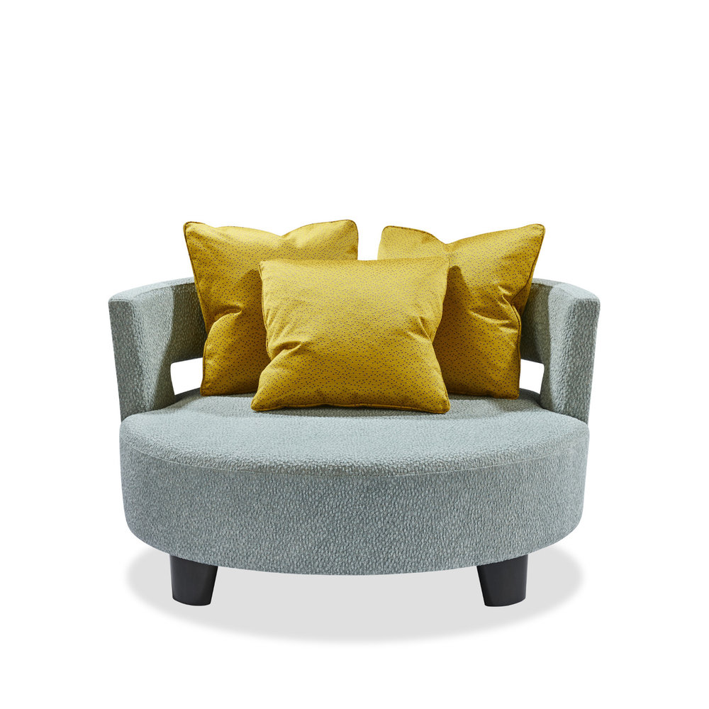 MAXI TOMO - Slipper chair