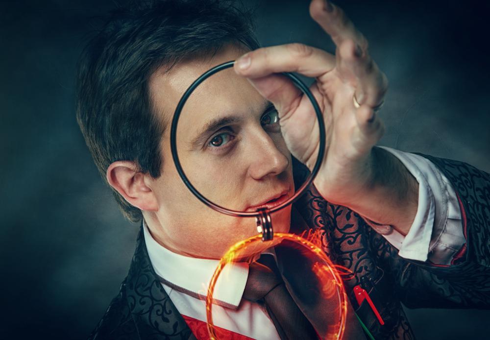 Magician Leicester