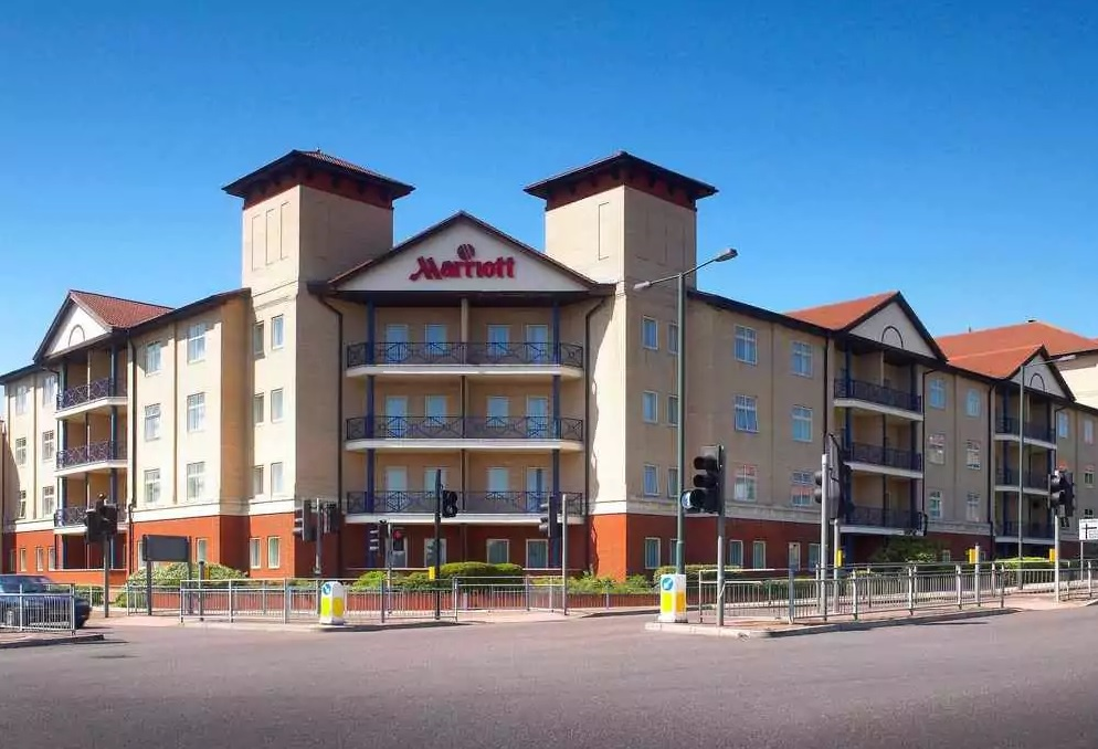 Marriott Hotel, Bexleyheath Magician