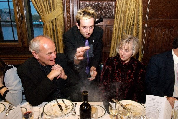 Dame Stella Rimington, Former Head of The MI 5 - The House of Commons - Surrey Magician