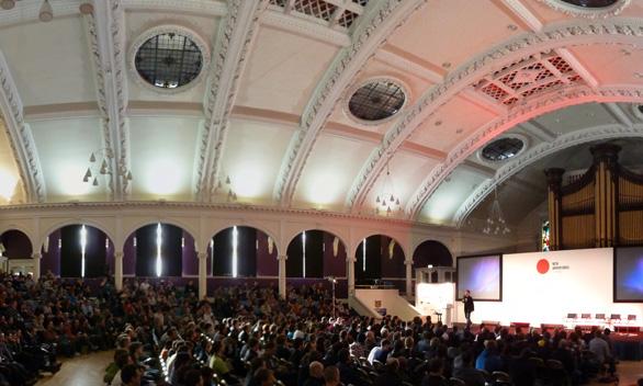 Albert Hall Conference Centre - Nottingham Magician
