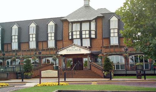 The Village Hotel- Nottingham