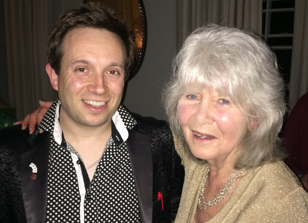 """That was so good and you're so nice too"" -  Jilly Cooper"