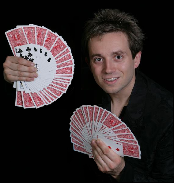 Stage & Cabaret Magician
