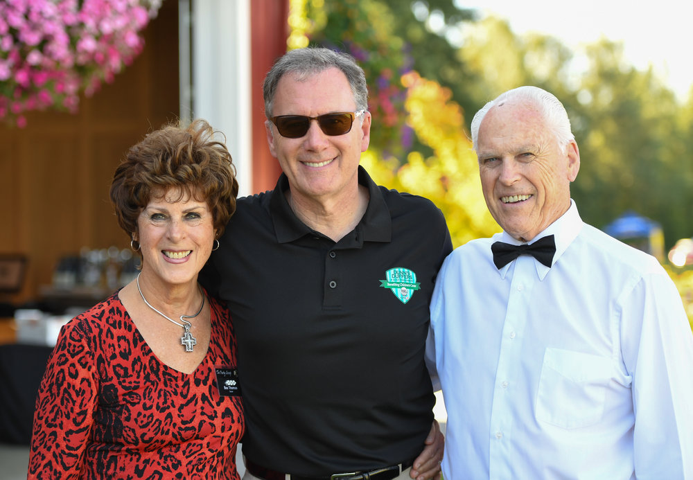 Steve Dunn at the Dunn's Duffers Golf Tournament on August 5th -- Photo Courtesy of Kevin Felts