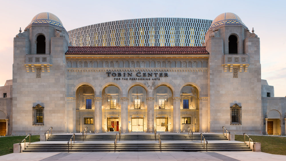 Tobin Center For The Performing Arts, San Antonio TX USA